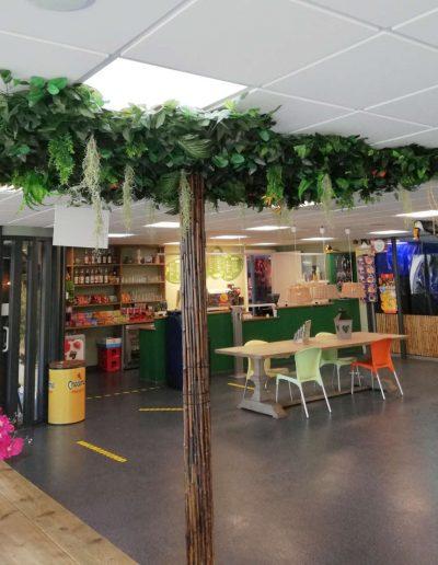 Jungleboom Restaurant Tropiqua Veendam